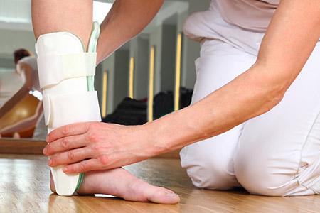 Лечение голеностопного сустава в германии если суставы болят