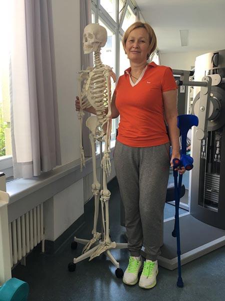 Операция тазобедренного сустава в германии зарядка для восстановления тазобедренного сустава