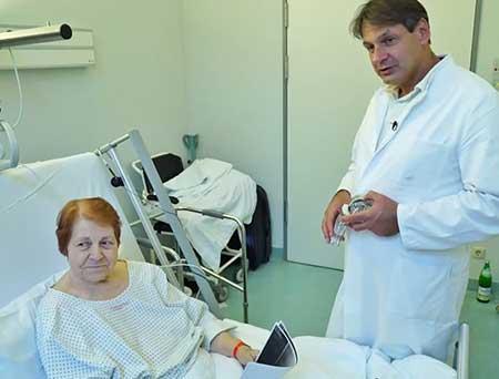 Сделать операцию на коленном суставе в германии артро таблетки для суставов цена